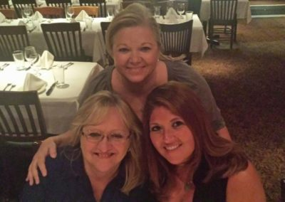 Michelle, melissa, and I at BOMA International Orlando